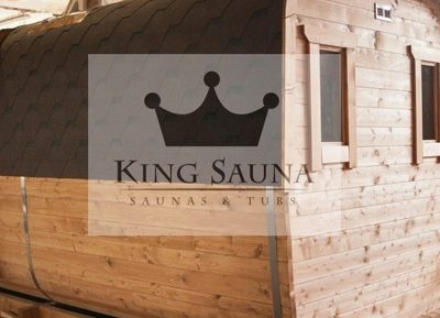 Square saunas